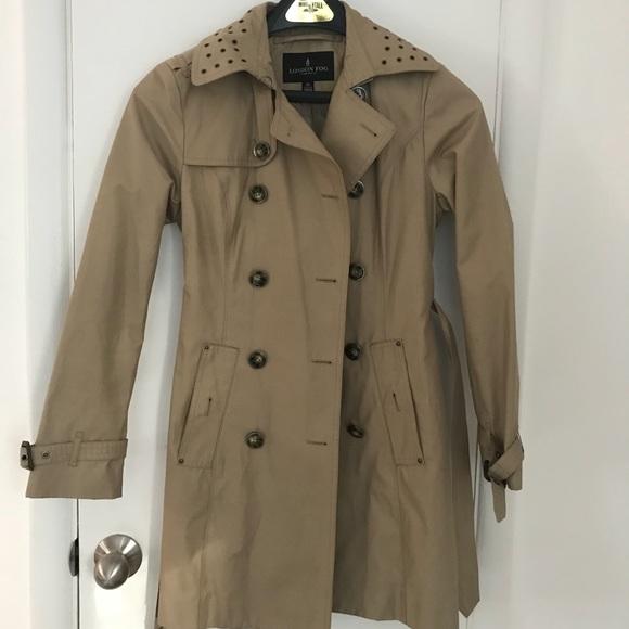 London Fog Jackets & Blazers - London Fog raincoat